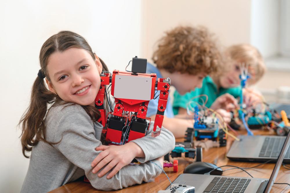 Robotik-Kodlama-Çocuk