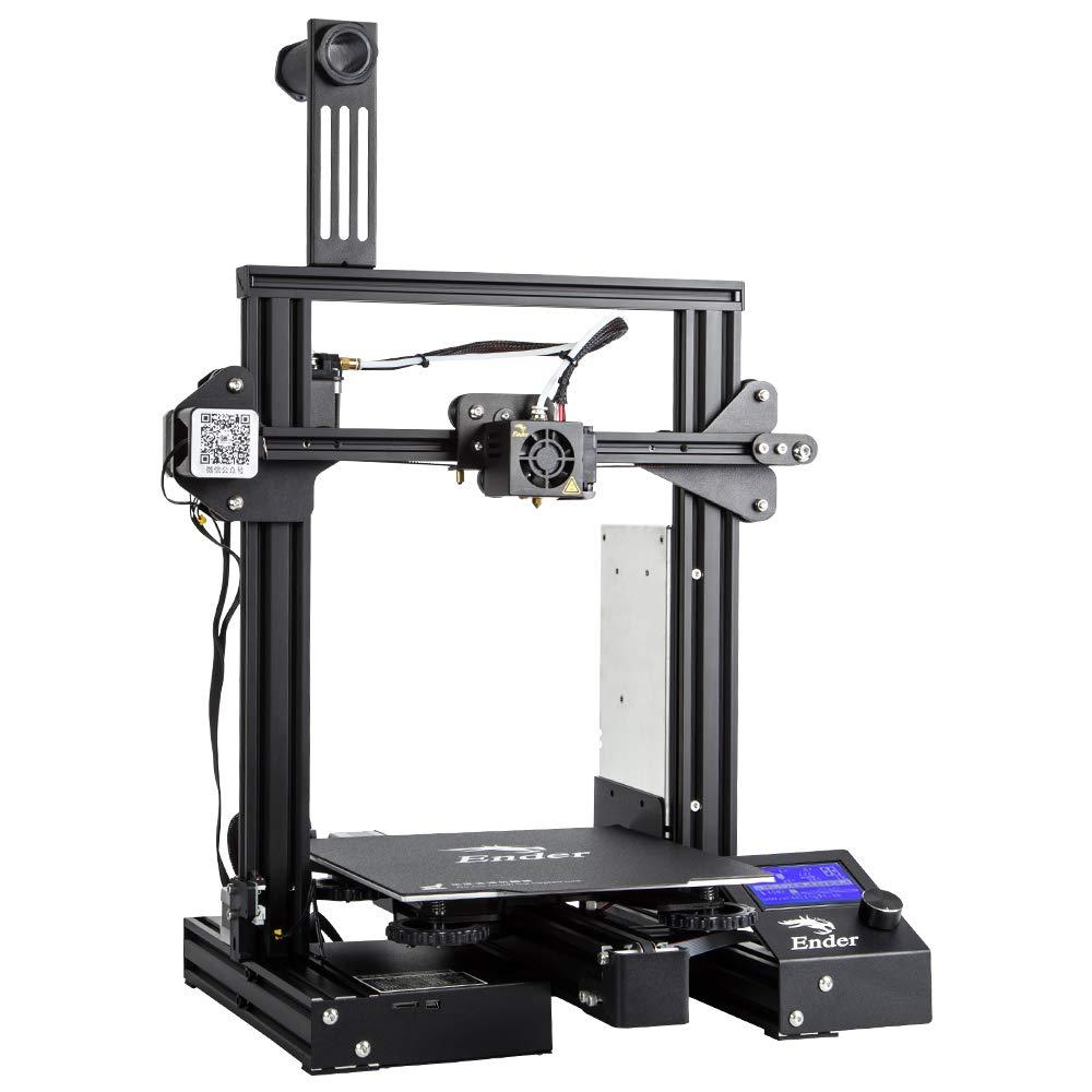 Ender 3 Pro 3D Yazıcı İnceleme