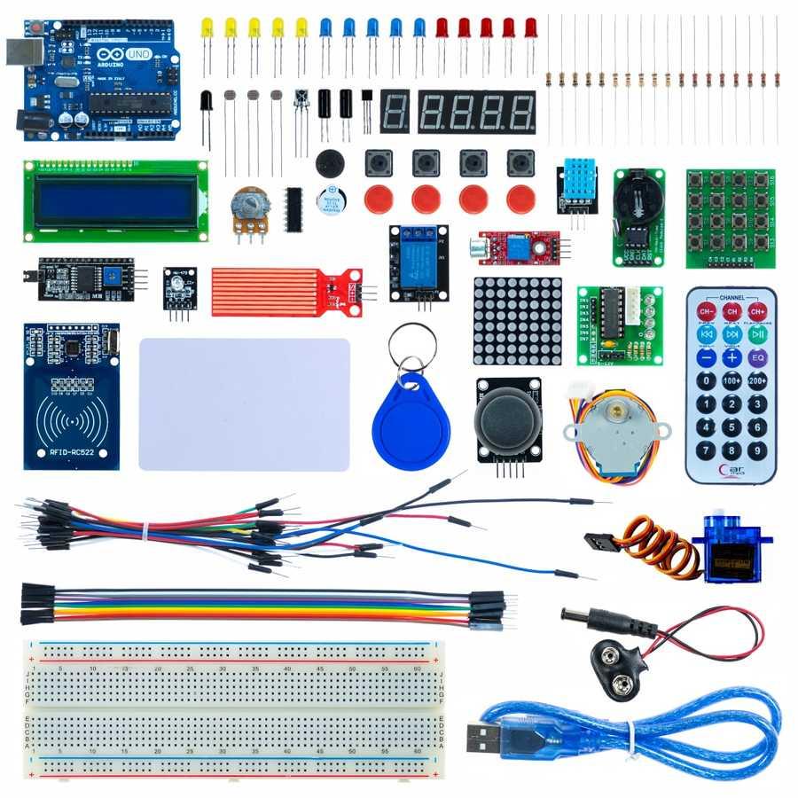 Arduino UNO RFID Kit Seti