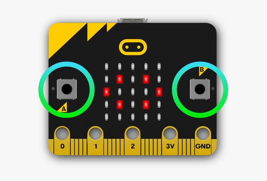 BBC Micro:Bit Button
