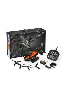 Amfibi ( Suda, Havada, Karada ) Drone Seti