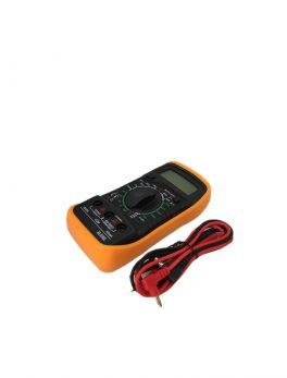 Dijital Multimetre Voltmetre Ampermetre / Işıklı